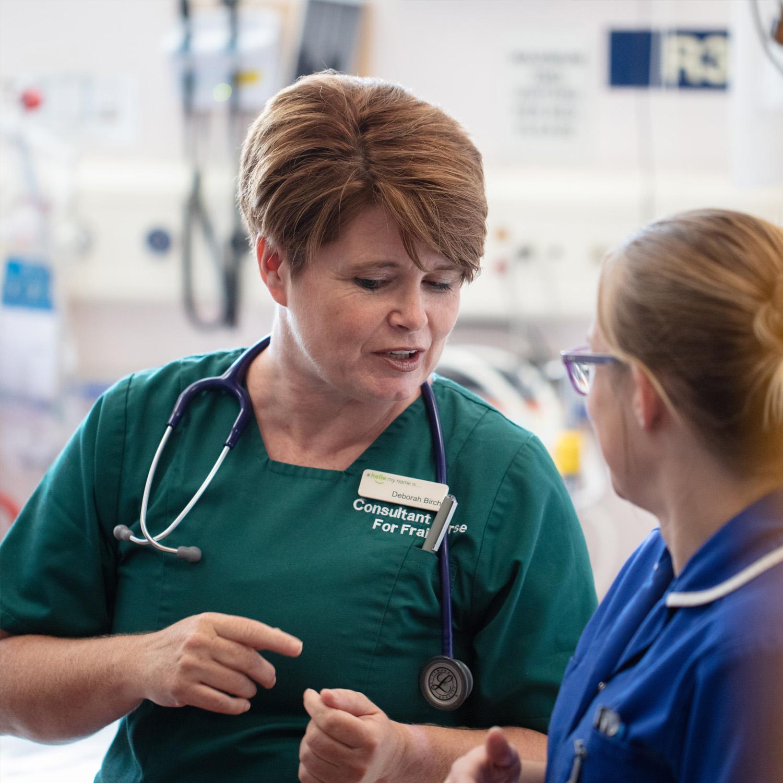 Deborah Senior Nurse in Lincolnshire